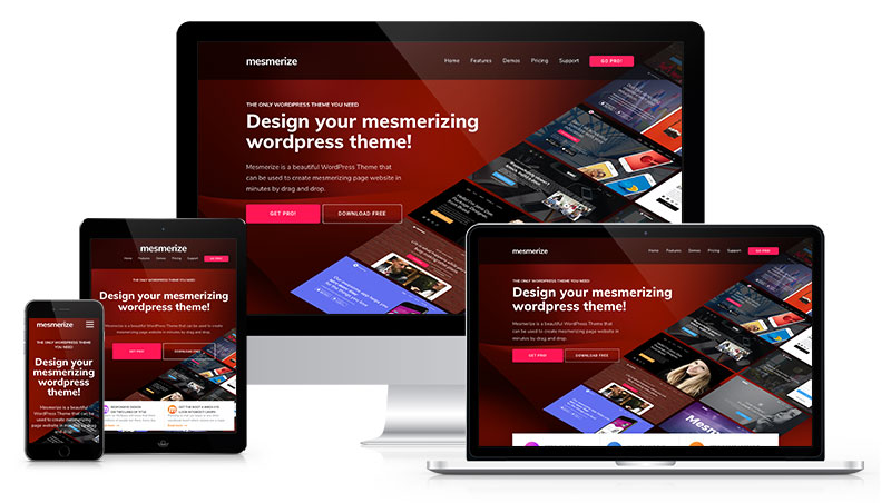 ca7326806c Mesmerize is a responsive and mobile friendly WordPress theme