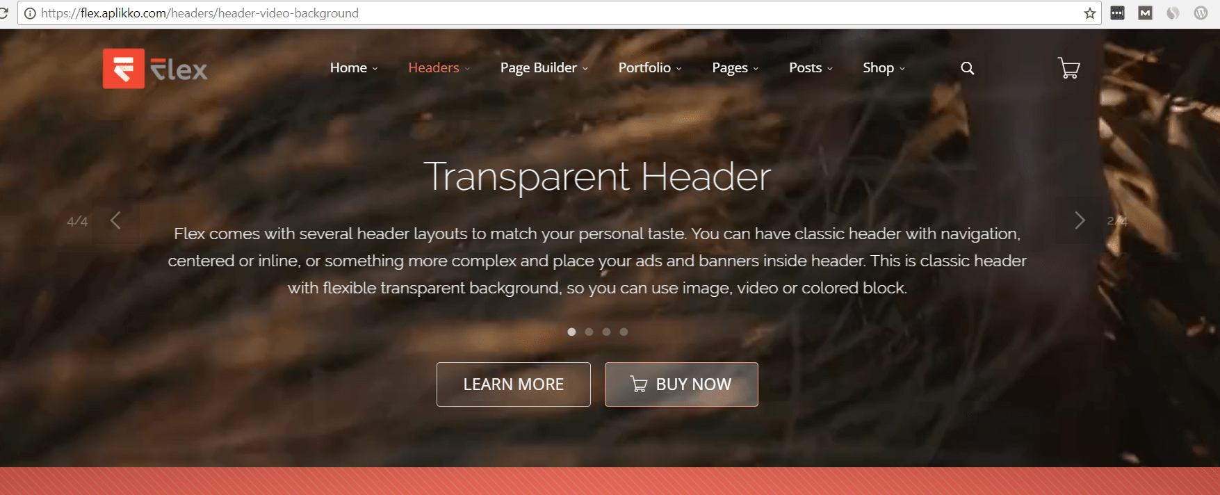 20+ Beautiful Website Headers and Why They Work So Well
